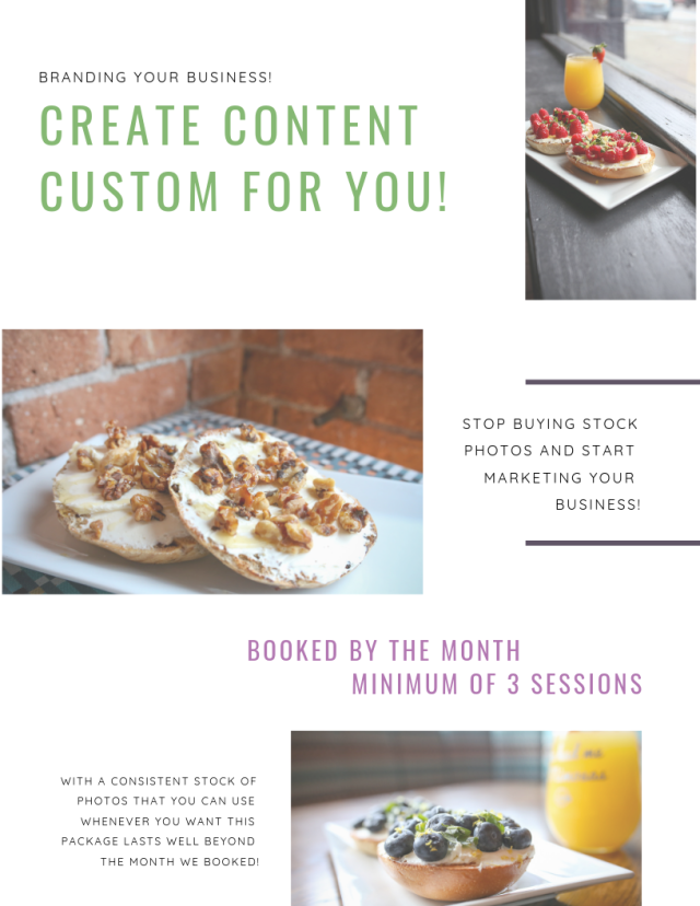 Content Creator Packages